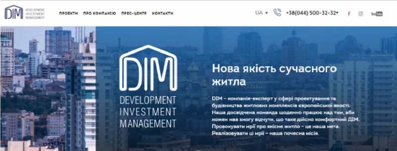 Development Investment Management